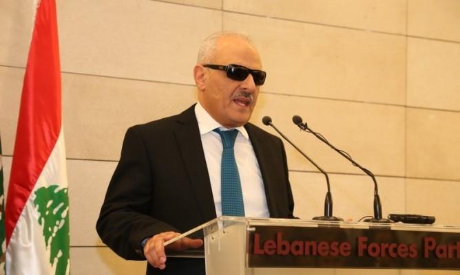 بيار بعيني: القوات اللبنانية منذ تأسيسها لم تلبس الأقنعة وبقيت حقيقة ناصعة متل الشمس بكل المراحل